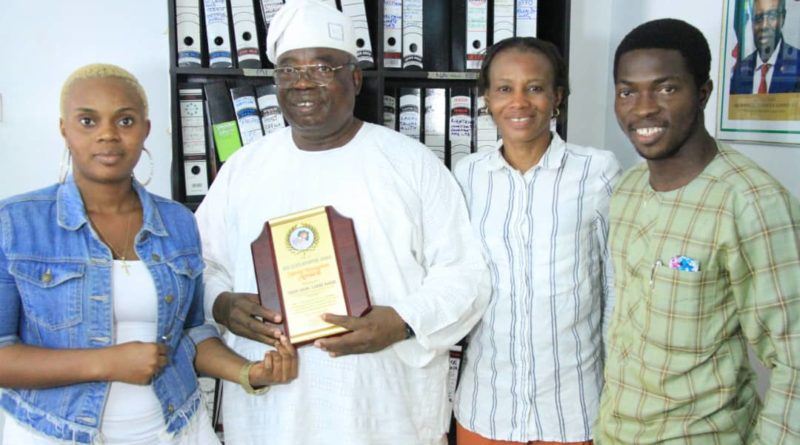 If You Don't Provide Housing For People, You Are Providing Problem For Them' – Chief Lanre Rasak 1