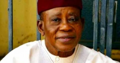 BREAKING: Former Borno State Governor, Goni is Dead 4