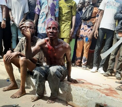Kidnappers Den Discovered In Shogunle, Lagos 1