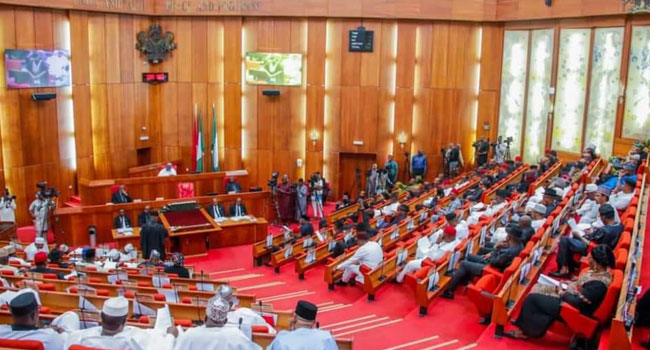 Nigeria Senate Approves Buhari's N850bn Loan Request 1