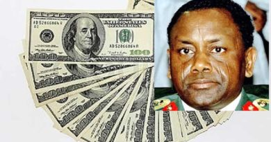 Federal Government Receives Abacha Loot 5