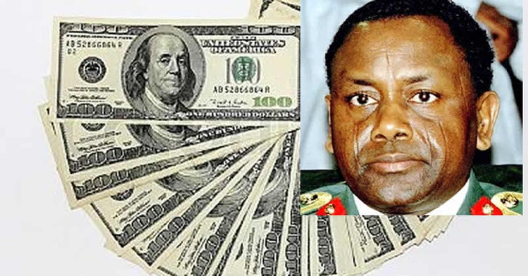 Federal Government Receives Abacha Loot 1