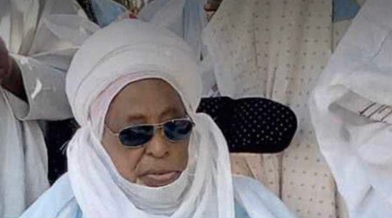Another Kano Monarch Yusuf Bayero, is Dead 1