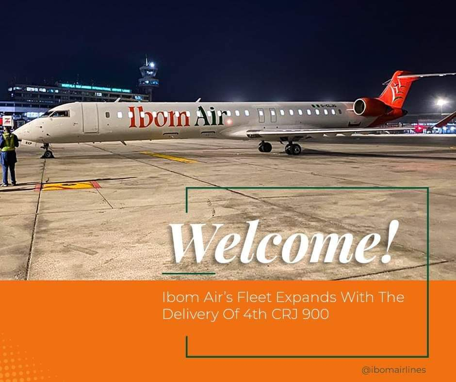 Ibom Air Acquires New Aircraft 6