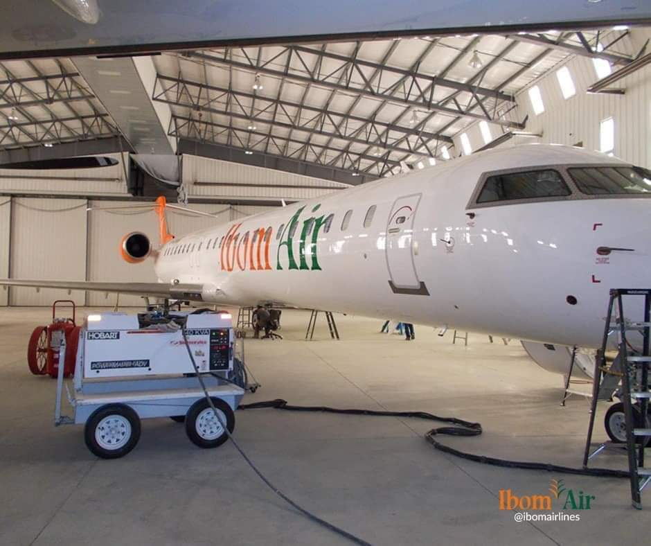 Ibom Air Acquires New Aircraft 7