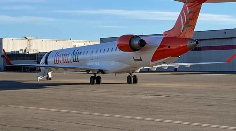 Ibom Air Acquires New Aircraft 1