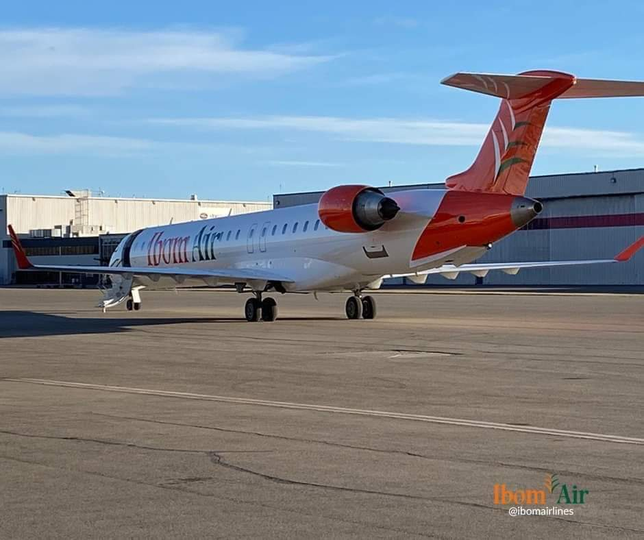 Ibom Air Acquires New Aircraft 2