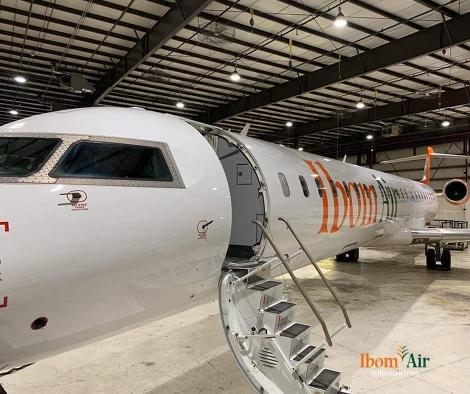 Ibom Air Acquires New Aircraft 4