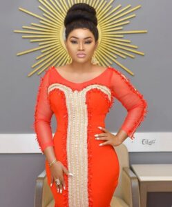 Mercy Aigbe Released New Movie '77 Bullets' 1
