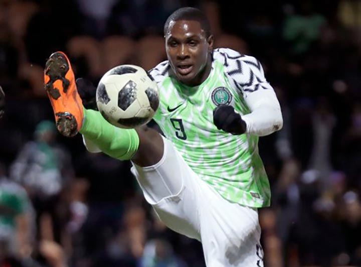 The Reason I retired from Super Eagles – Odion Ighalo 2