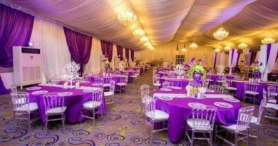 Lagos State Govt Eases Lock down on Event Centres 5