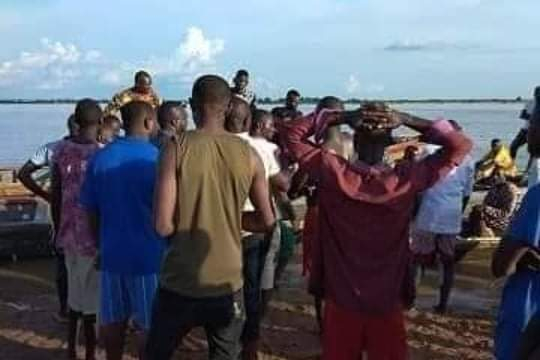 TRAGEDY: 26 ECWA Members Going For Evengelism Die In River Benue 4