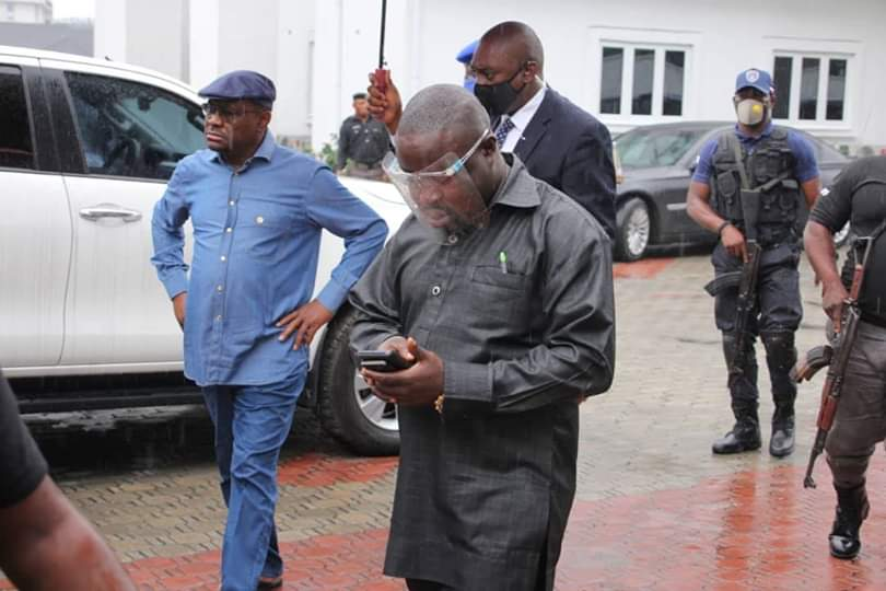 Governor Wike Rescues Former NDDC MD 6