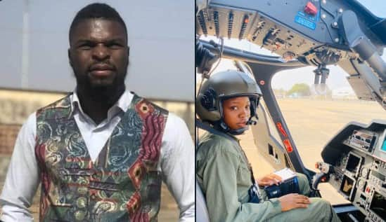 Nigerian Air Force  Names Tolulope  Arotile's Killer 7