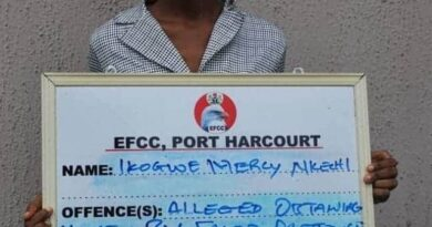 Nigerian Lady Defrauds Victims of N179m, Spends N139m on Sport Betting, N1m on Tithe 4
