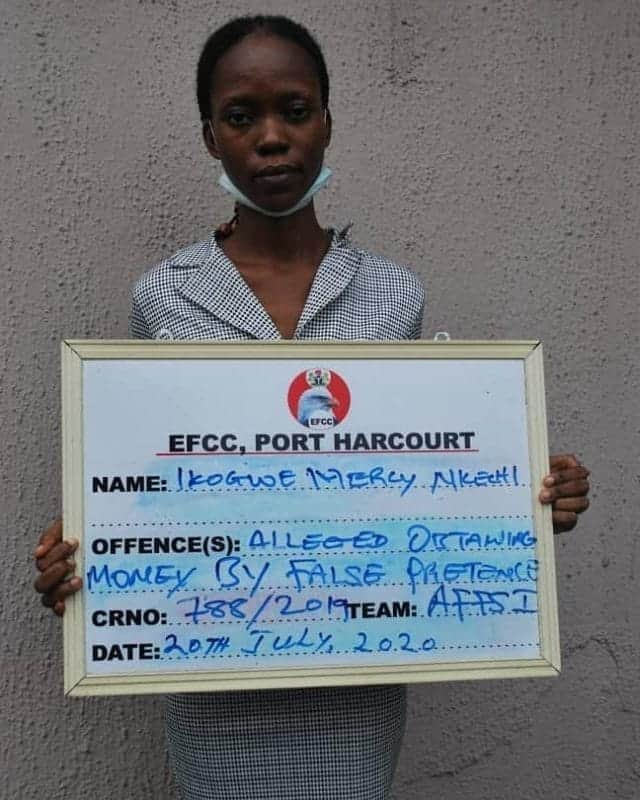 Nigerian Lady Defrauds Victims of N179m, Spends N139m on Sport Betting, N1m on Tithe 2