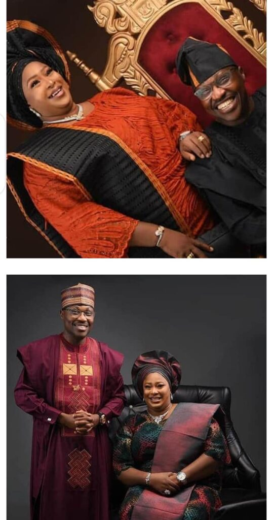 Popular Lagos Female Politician Hon. Fateema Mohammed Gets Hitched 3