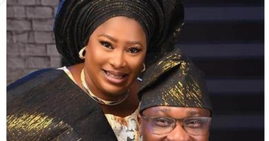 Popular Lagos Female Politician Hon. Fateema Mohammed Gets Hitched 4