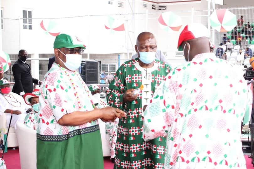 South -South Zone is Completely PDP - Wike 5
