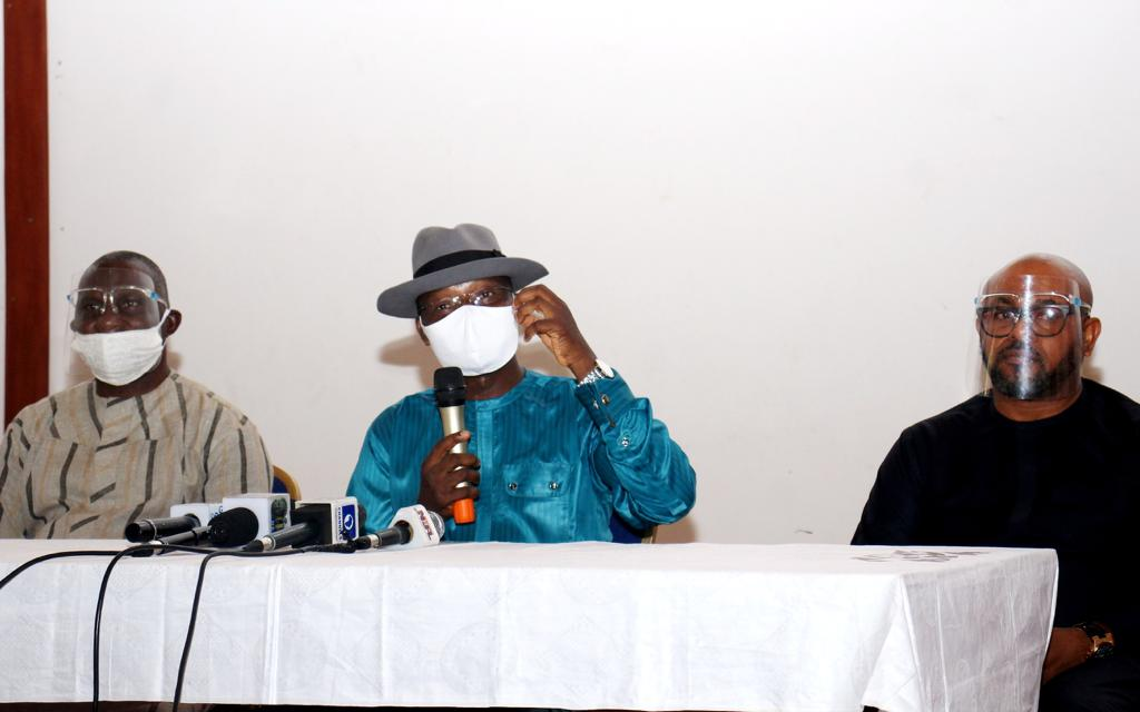 Aniagwu Charges Journalists on Professional Ethics 2