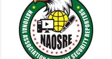 NAOSRE Holds Meeting, Reiterates Media Supports For Security Agencies 5