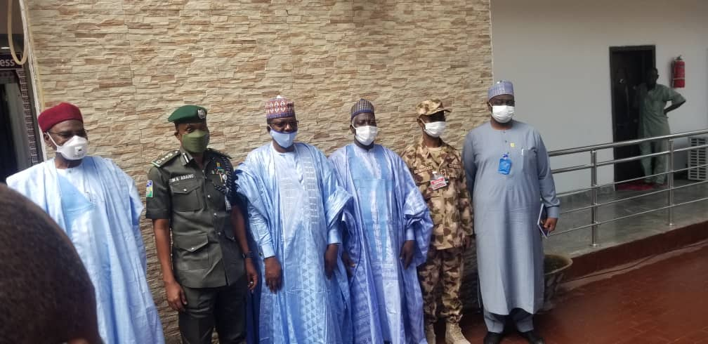 IGP Adamu Pledges More Commitment in The Fight Against Armed Banditary, Other Criminal Activities in Zamfara State. 4