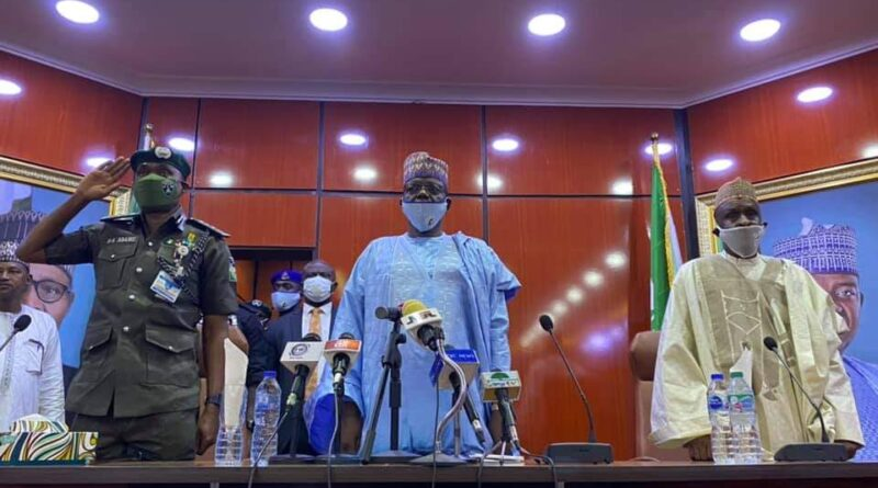 IGP Adamu Pledges More Commitment in The Fight Against Armed Banditary, Other Criminal Activities in Zamfara State. 1