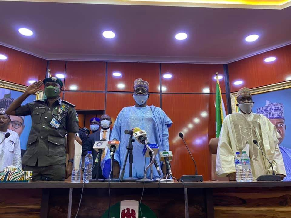 IGP Adamu Pledges More Commitment in The Fight Against Armed Banditary, Other Criminal Activities in Zamfara State. 2
