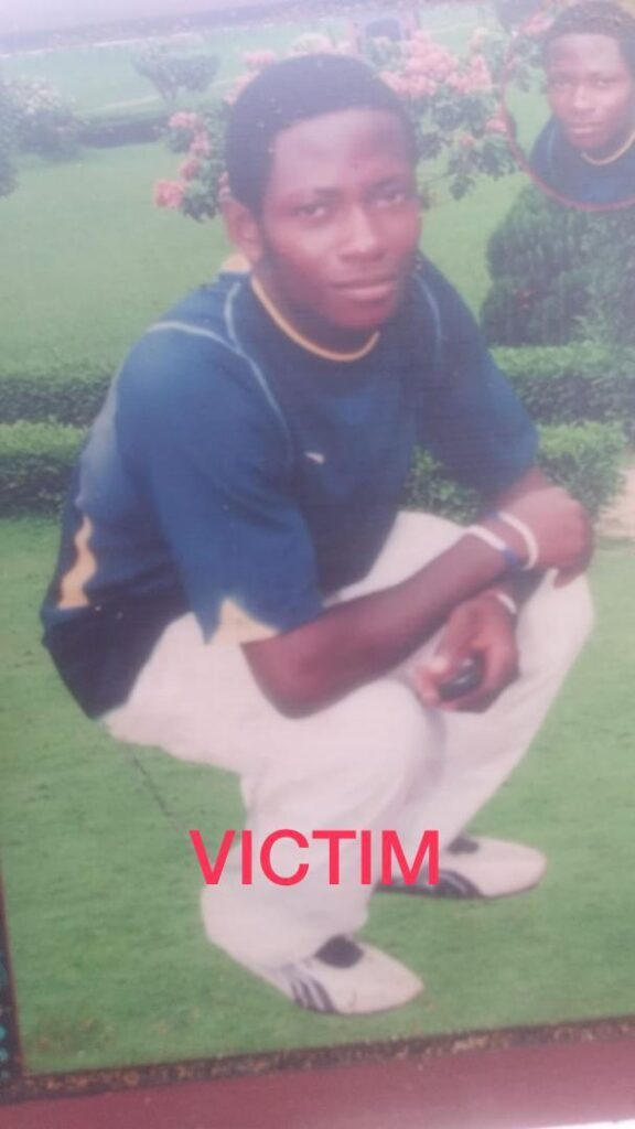 Man Beheads His Friend After Seeing His N13m Account Balance. 4