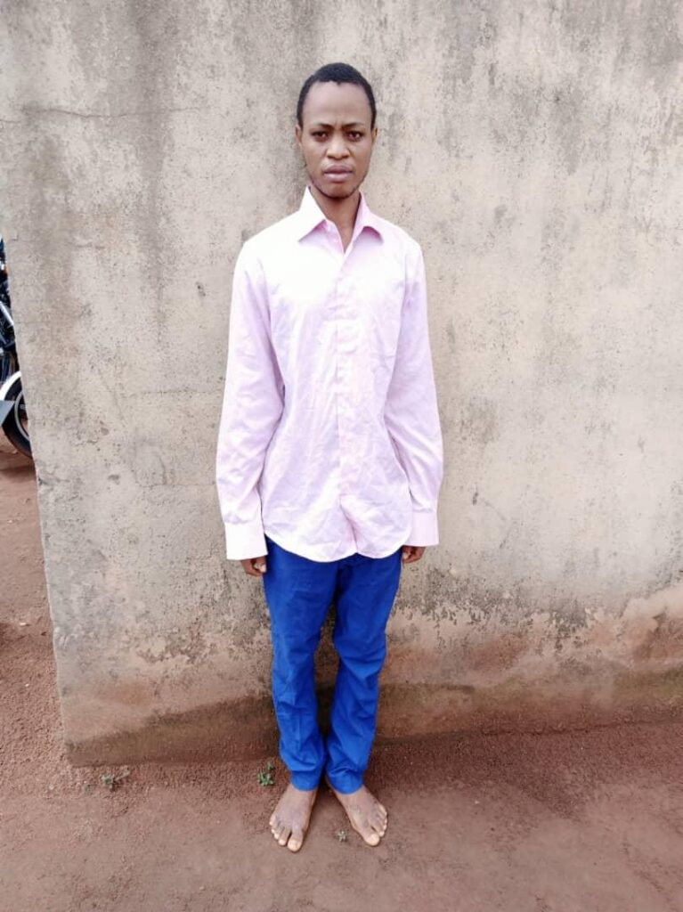 Man Beheads His Friend After Seeing His N13m Account Balance. 3