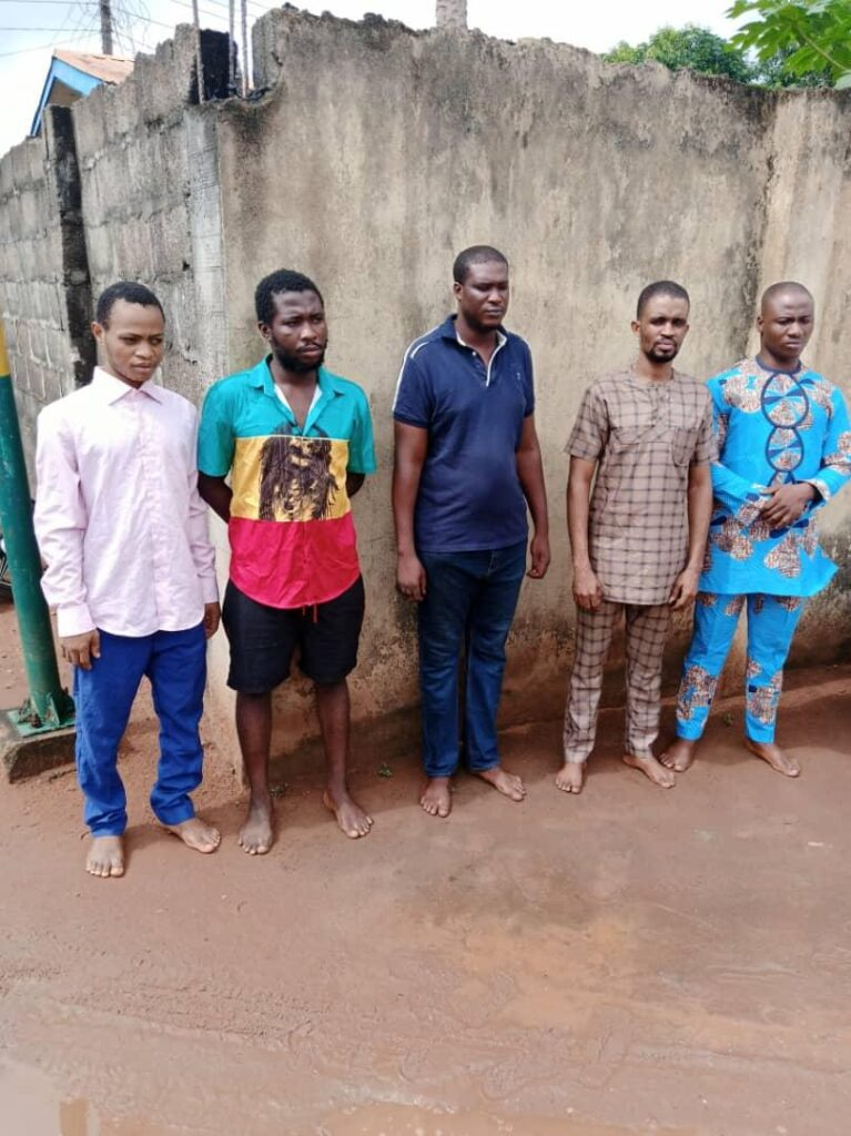 Man Beheads His Friend After Seeing His N13m Account Balance. 2