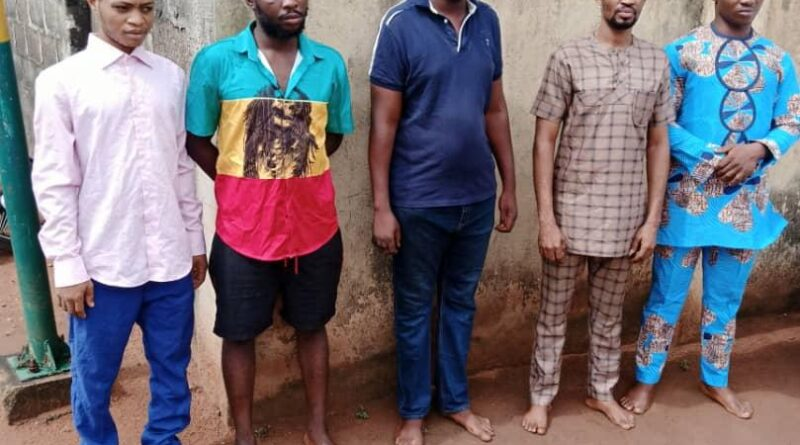 Man Beheads His Friend After Seeing His N13m Account Balance. 1