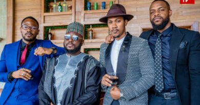 UBA's REDTV Premieres Third Season of Africa's Biggest Online Series -The Men's Club 9