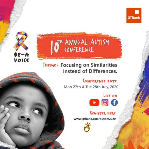 GTB Holds 10th Autism Anniversary 2