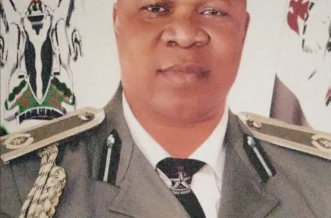 Prince Kayode Kolade Is Promoted To Deputy Comptroller Of Customs 1