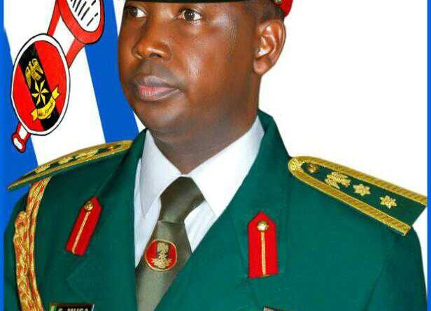 The Current Set of Army Officers Are The Most Motivated Since The Establishment of the Army -Army Spokesman, Col Musa 1