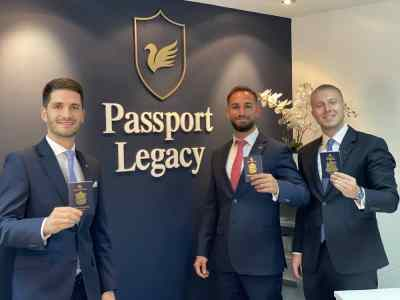 Passport Legacy Opens New Office in Lagos 1