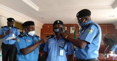 Lagos State Police Boss, Odumosu Decorates Newly Promoted Officers 7
