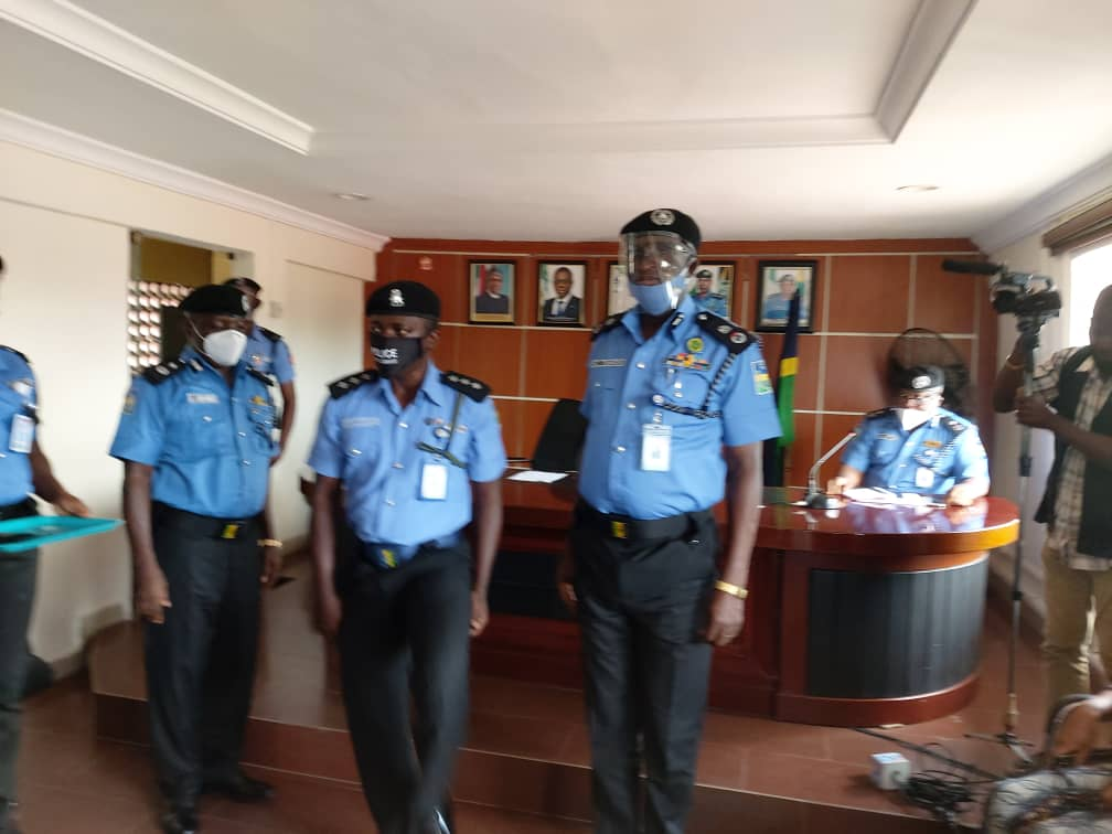 Lagos State Police Boss, Odumosu Decorates Newly Promoted Officers 4