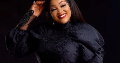 Mercy Aigbe Celebrated Herself in Latest Photo 4