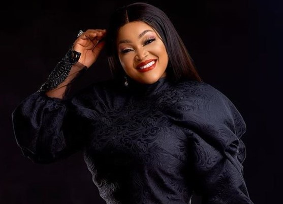 Mercy Aigbe Celebrated Herself in Latest Photo 1