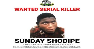 Oyo State Police Incarcerated Wanted Serial Killer, Sunday Shodipe 3