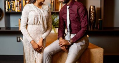 Tony Okoroji Groans As COVID-19 Shuts Him Out Of Daughter's Wedding 5