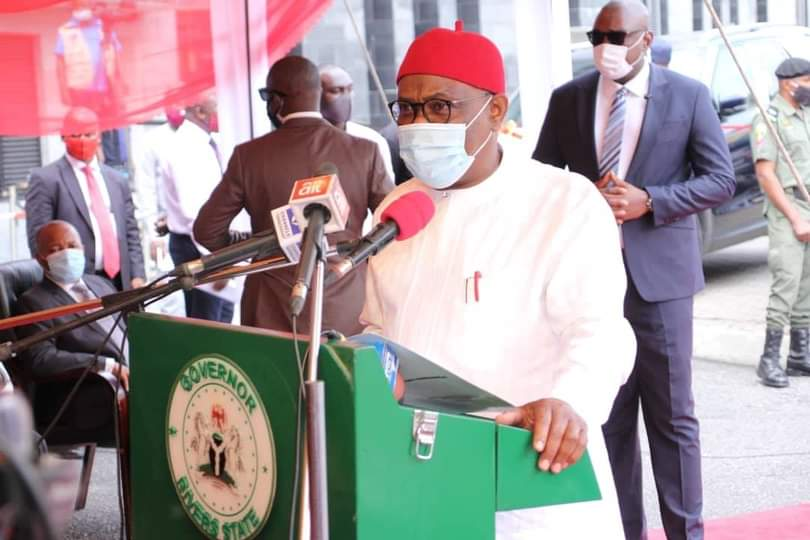 Governor Wike Condemns Involvement of Judicial Officers in Politics 7