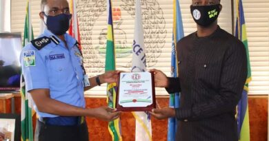 Nigerian Police Partners Drugs Control on NGO Training 7