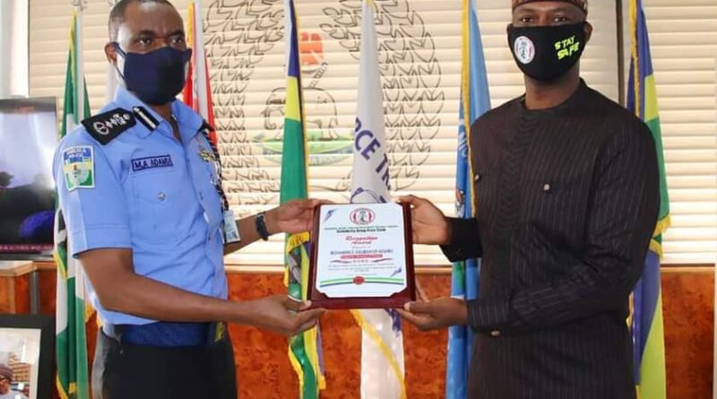 Nigerian Police Partners Drugs  Control on NGO Training 2