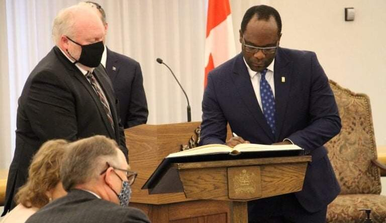 Kaycee Madu, Nigerian-Born Lawyer, Appointed Justice Minister in Canada 1