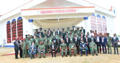 Nigerian Army School of Legal Services Conducts Workshop 4