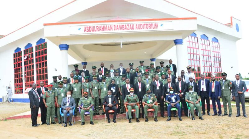 Nigerian Army School of Legal Services Conducts Workshop 1