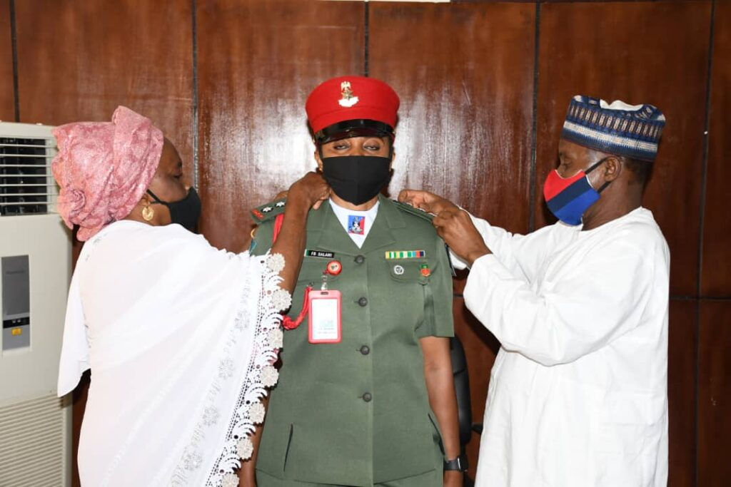 Promotion Requires More Commitment to Services, Minister of Defence 4